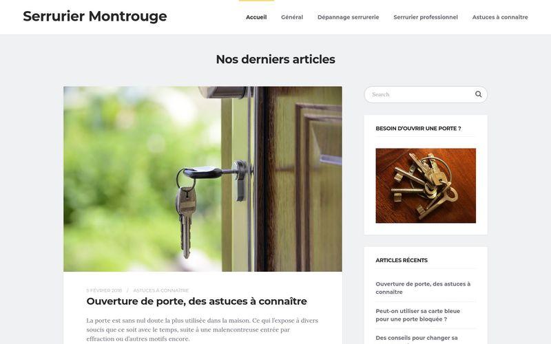 Serrurier Montrouge - Des professionnels pour vous aider